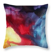 River Of Dreams 2 By Madart Throw Pillow