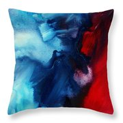River Of Dreams 3 By Madart Throw Pillow