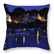River Reflections Rirep Throw Pillow