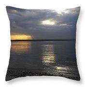 River Volga1 Throw Pillow