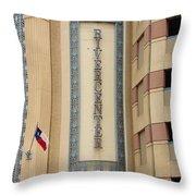 Rivercenter  Throw Pillow