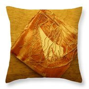 Rivers - Tile Throw Pillow