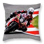 Road Racer - No. 2 Throw Pillow
