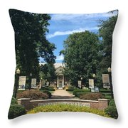 Roanoke College 2 Throw Pillow