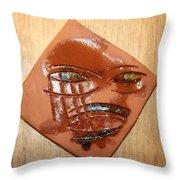 Roar - Tile Throw Pillow