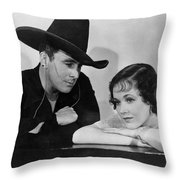 Robber's Roost 2 Throw Pillow