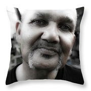 Robert Carter Throw Pillow