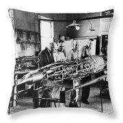 Robert Hutchings Goddard Throw Pillow