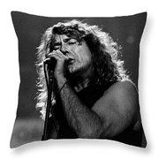 Robert Plant-0041 Throw Pillow