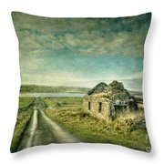 Robinson's I Throw Pillow by Marion Galt