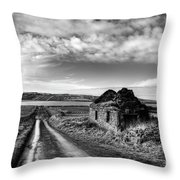 Robinson's II Throw Pillow by Marion Galt