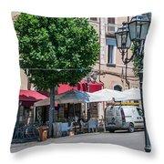 Roccasecca Throw Pillow