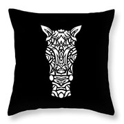 Rocinante Horse Head 2 Throw Pillow