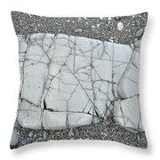 Rock Dog Throw Pillow