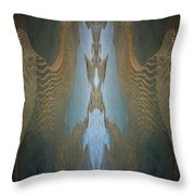 Rock Gods Seabird Of Old Orchard Throw Pillow
