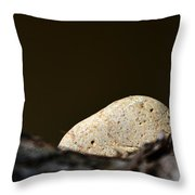 Rock In A Cradle Throw Pillow