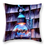 Rockport Light Throw Pillow