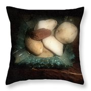 Rocks And Dust Throw Pillow