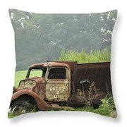 Rocks B Us 1 Throw Pillow