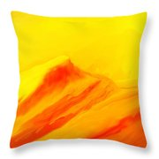 Rocky Landscape 122010 Throw Pillow