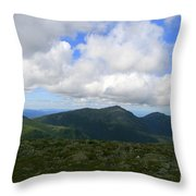 Rocky Mountain Way  Throw Pillow