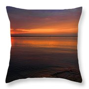Rocky Point Throw Pillow