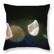 Rocky Road Ramblers Throw Pillow