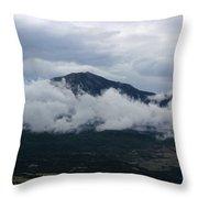 Rocky Top Throw Pillow