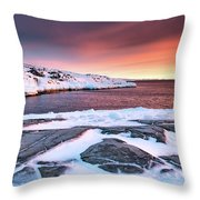 Rodebay Sunset Throw Pillow