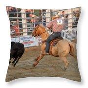 Rodeo 330 Throw Pillow