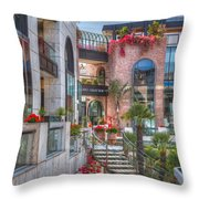 Rodeo Collection Beverly Hills 2 Throw Pillow