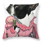 Rodriguez 7-1475 Throw Pillow
