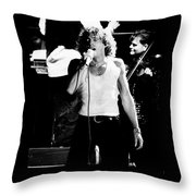 Roger Daltrey-94-0218 Throw Pillow