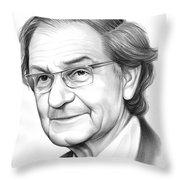 Roger Penrose Throw Pillow