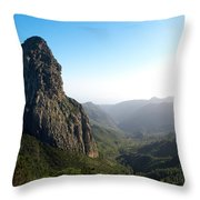 Rogue De Agando 1 Throw Pillow