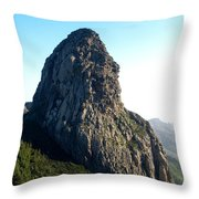 Rogue De Agando 2 Throw Pillow