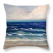Roll Tide Throw Pillow