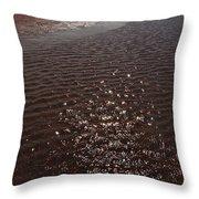 Rollo Bay  Prince Edward Island  Canada Throw Pillow