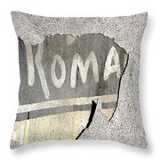 Roma Throw Pillow