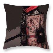 Roman Empire - Legionary Throw Pillow