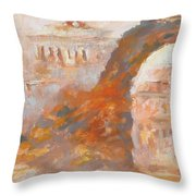Roman Relicts 2 Throw Pillow