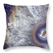 Romancing The Stone 02 Throw Pillow