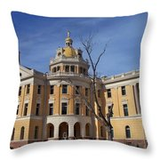 Romanesque Throw Pillow