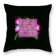 Romanticp306 Throw Pillow