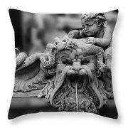 Rome 22 Throw Pillow