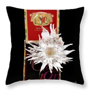 Romeo And Julietta Throw Pillow