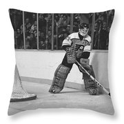 Ron Hextall Throw Pillow