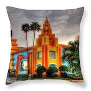 Ron Jon Ss Throw Pillow