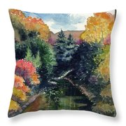 Ronceverte, Wv Throw Pillow