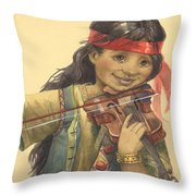 Rondo  Throw Pillow